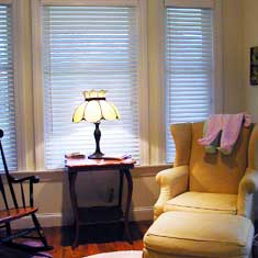 mini blinds can be safe too!