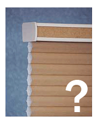 Chemical laden honeycomb shades