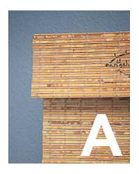 """The Earthshade Clean Roman shade gets an """"A"""""""