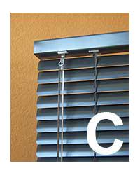 C grade for industry metallic shades