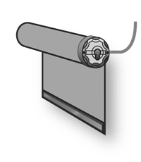 Motorized Shade Diagram